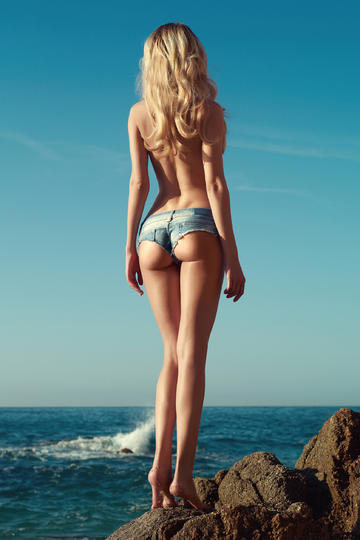 欧美人体模特美臂美女图片