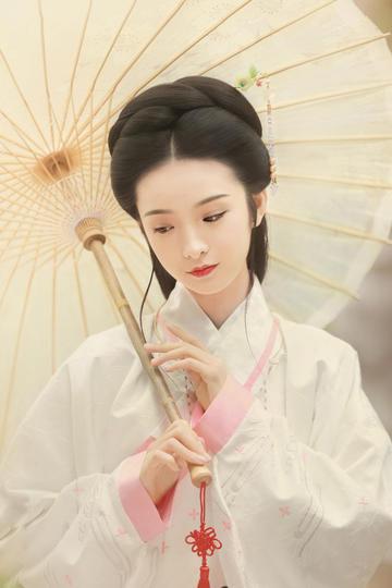 中国唯美古典古装美女图片