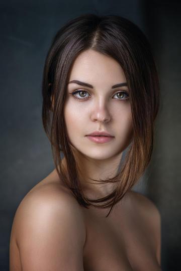 国外美女人物肖像艺术摄影写真图片