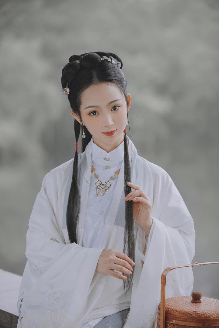 中国古典美女林黛玉古装美女图片