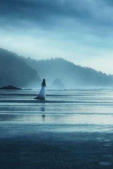 唯美人物风景艺术摄影欣赏