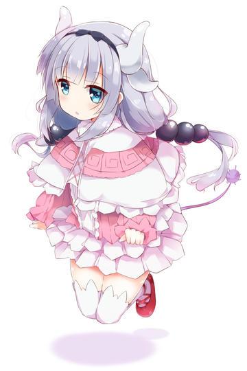 可爱日本萝莉动漫图片