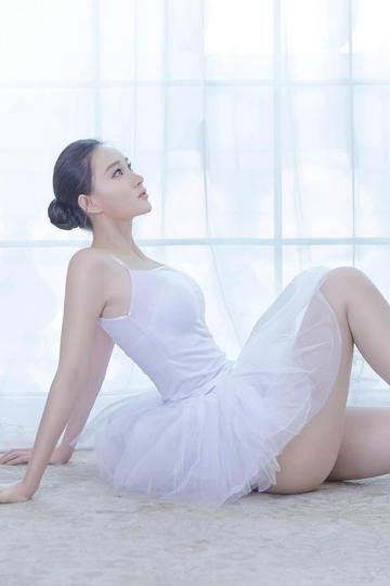 高清唯美芭蕾舞美女图片