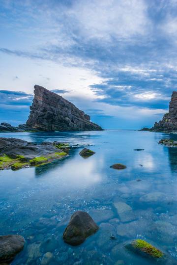 高清唯美海边风景图片