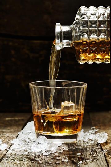 高清威士忌洋酒图片