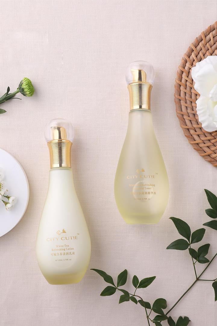 精美高级香水商业摄影图片