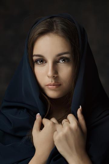 高清国外美女艺术写真