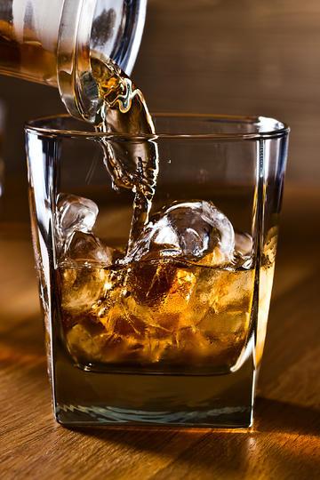 西餐美食威士忌洋酒图片集