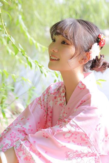 日本极品清纯和服美女图片集