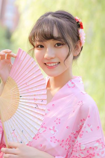 高清极品日本和服女生写真