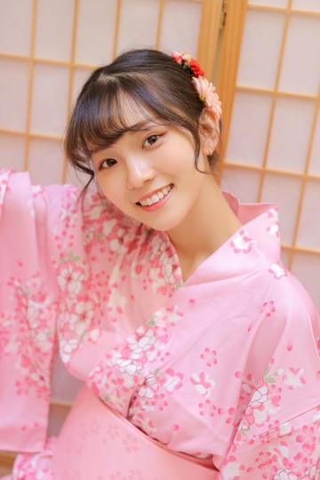 极品甜美日本和服女生写真