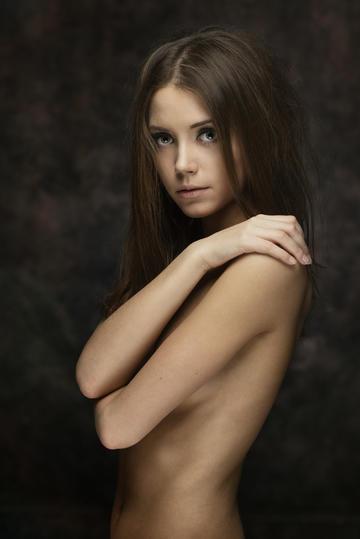 欧美气质美女艺术写真