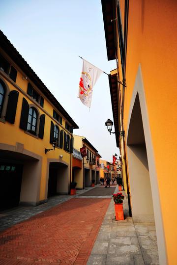 欧洲小巷图片
