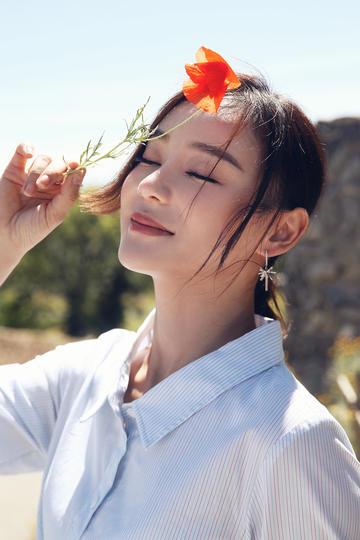 中国美女明星袁姗姗高清手机壁纸