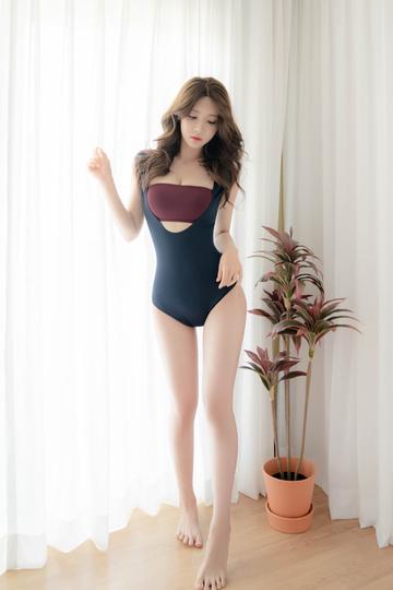 韩国性感内衣美女柳京高清写真