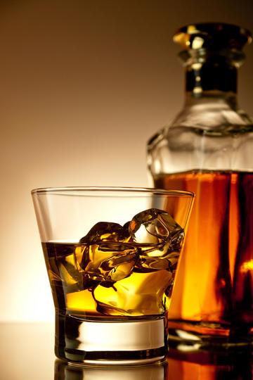 高清威士忌洋酒美食摄影图片集