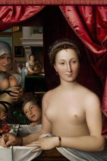高清西方经典人体艺术油画作品欣赏
