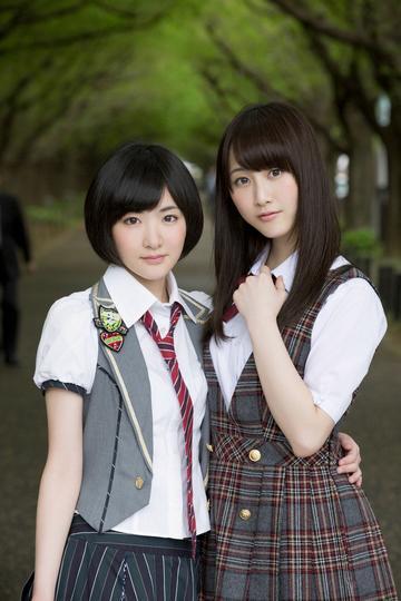 日本高清学生姐妹花写真