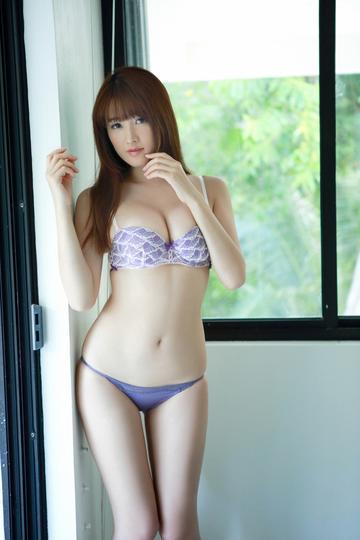高清日本性感内衣模特写真