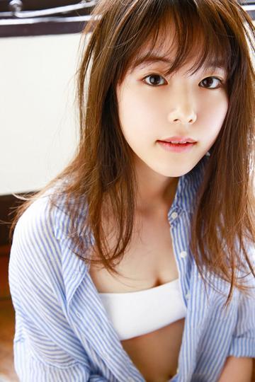 日本清纯女生高清图片集